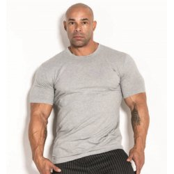 Kevin Levrone T-shirt 03 LM Classic Light Grey
