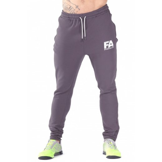 FA Sportswear Sweatpants 01 Grey Basic