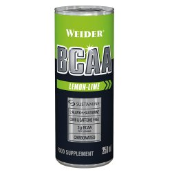 Weider BCAA RTD 250ml - Lemon Lime