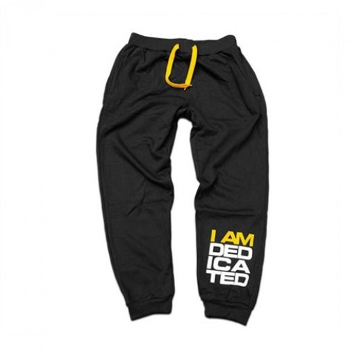 Dedicated Nutrition Sweat Pants I am Dedicated