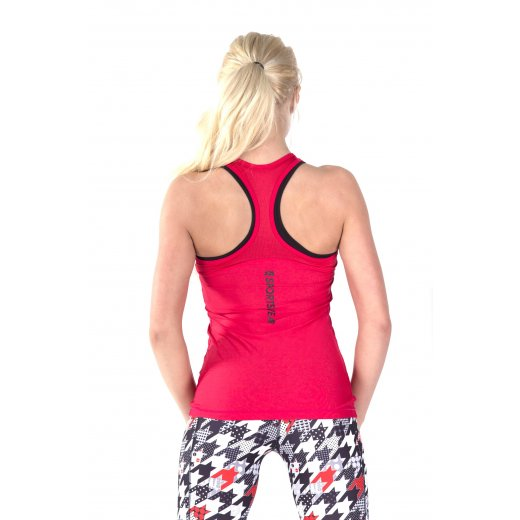 FA Sportswear Tanktop 01 W Basic Red