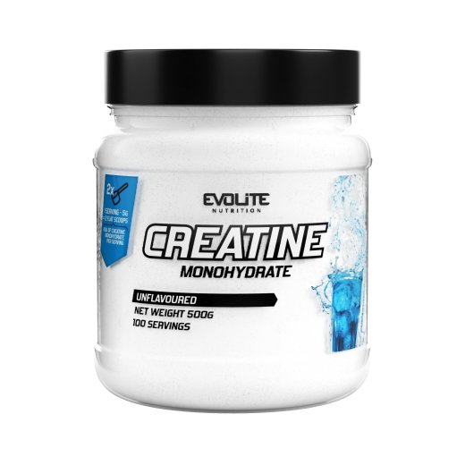 Evolite Nutrition Creatine Pure 500g