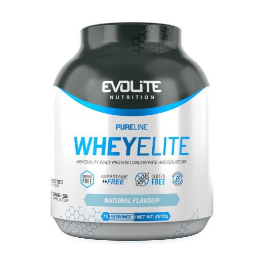 Evolite Nutrition Whey Elite 2270g