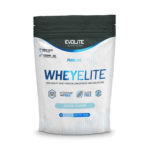 Evolite Nutrition Whey Elite 900g