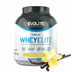 Evolite Nutrition Whey Elite 2270g - Vanilla