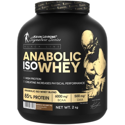Kevin Levrone Black Line Anabolic Iso Whey