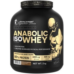 Kevin Levrone Black Line Anabolic Iso Whey 2kg - Chocolate