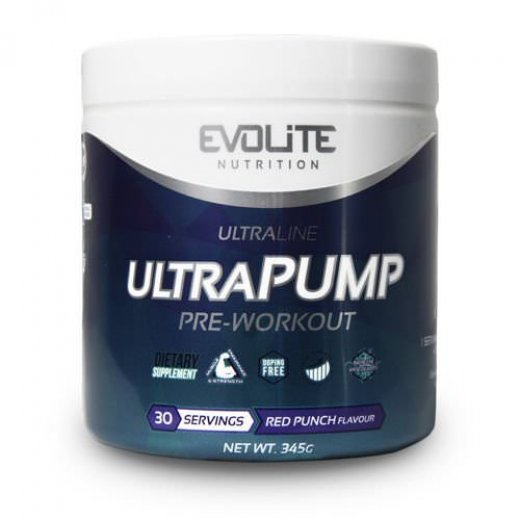 Evolite Nutrition Ultra Pump 345g