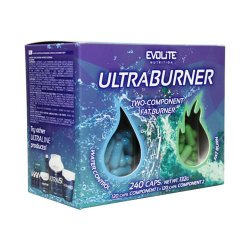 Evolite Nutrition Ultra Burner 2x 120caps