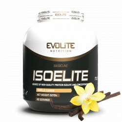 Evolite Nutrition Iso Elite 2270g Vanilla