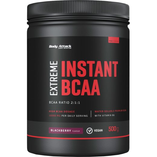 Body Attack Extreme Instant BCAA 500g
