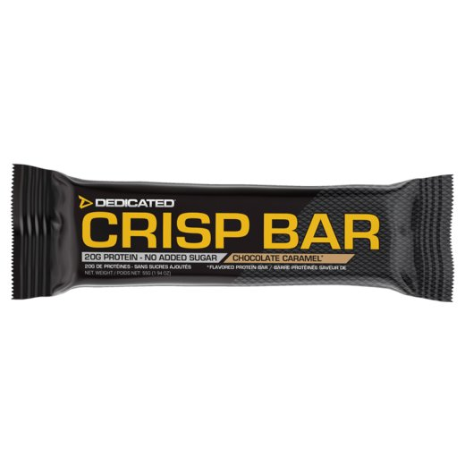 Dedicated Crisp Bar 15x 55g