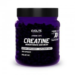 Evolite Nutrition Creatine Monohydrate Xtreme 300caps