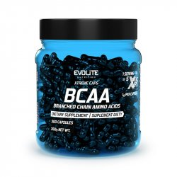 Evolite Nutrition BCAA 2:1:1 Xtreme 300caps