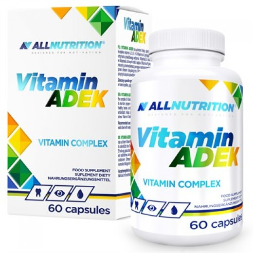 ALLNUTRITION Vitamin Adek 60caps