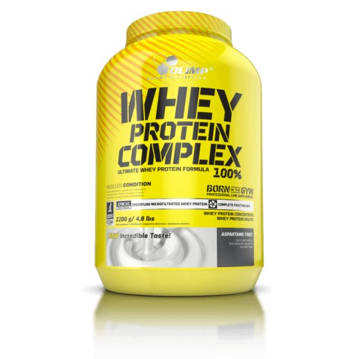 Olimp Whey Protein Complex 100% 1,8kg Cookies & Cream