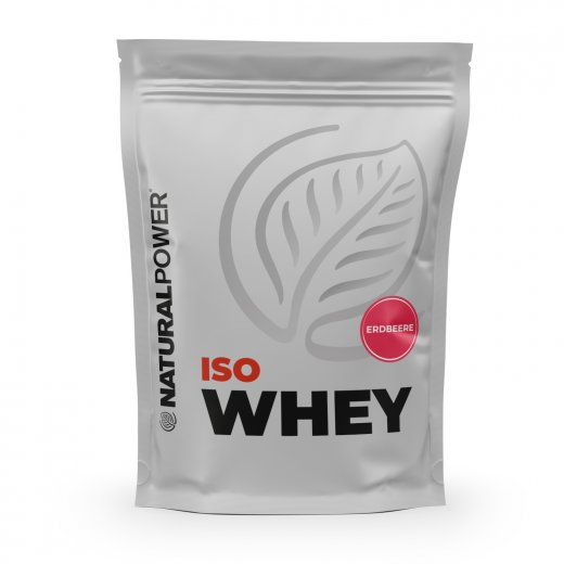 Natural Power ISO WHEY 1000g