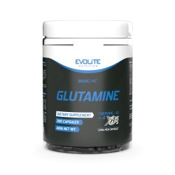 Evolite Nutrition L-Glutamine 1250mg Xtreme 300caps