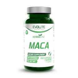 Evolite Nutrition Maca 500mg 100caps