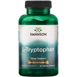 Swanson L-Tryptophan 500mg 60caps
