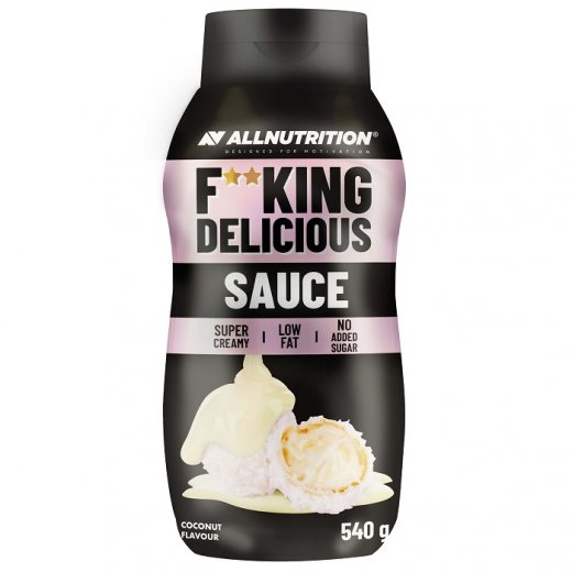 ALLNUTRITION Sauce F**king Delicious 540g