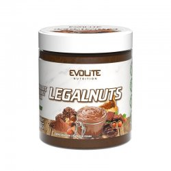 Evolite Nutrition Legalnuts Chocolate Hazelnut Crunchy 500g