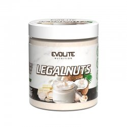 Evolite Nutrition Legalnuts Coconut Crunchy 500g