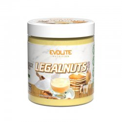 Evolite Nutrition Legalnuts Zabayone 500g