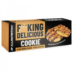 ALLNUTRITION F**king Delicious Cookie Chocolate Peanut 150g