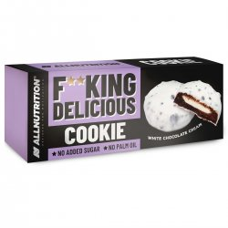 ALLNUTRITION F**king Delicious Cookie White Chocolate...
