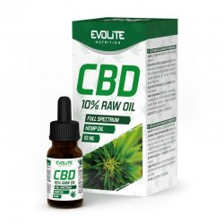 Evolite Nutrition CBD 10% Full Spectrum 10ml