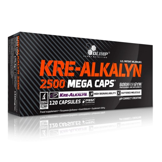 Olimp Krealkalyn 2500 Mega Caps - 120caps