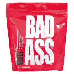 BAD ASS Whey 500g - White Chocolate-Cranberry