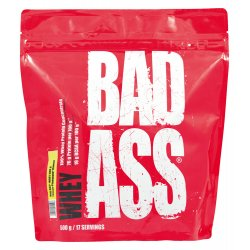 BAD ASS Whey 500g - Lemon-Pineapple